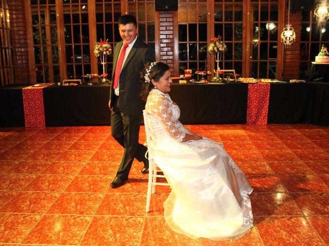 El matrimonio de María Paz y Cristian en Graneros, Cachapoal 161