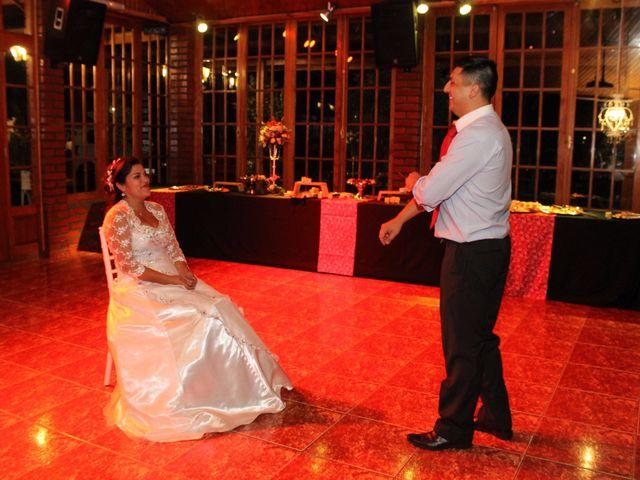 El matrimonio de María Paz y Cristian en Graneros, Cachapoal 162