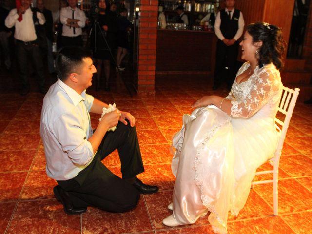 El matrimonio de María Paz y Cristian en Graneros, Cachapoal 163