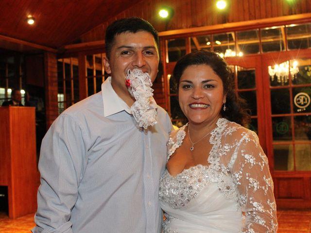 El matrimonio de María Paz y Cristian en Graneros, Cachapoal 164