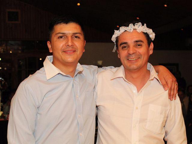 El matrimonio de María Paz y Cristian en Graneros, Cachapoal 167