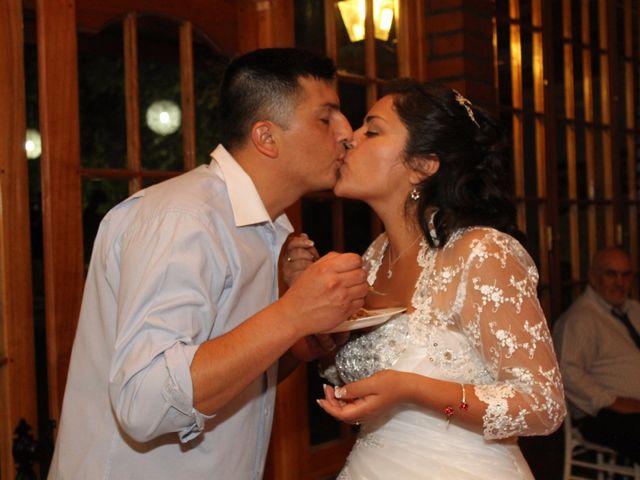 El matrimonio de María Paz y Cristian en Graneros, Cachapoal 172