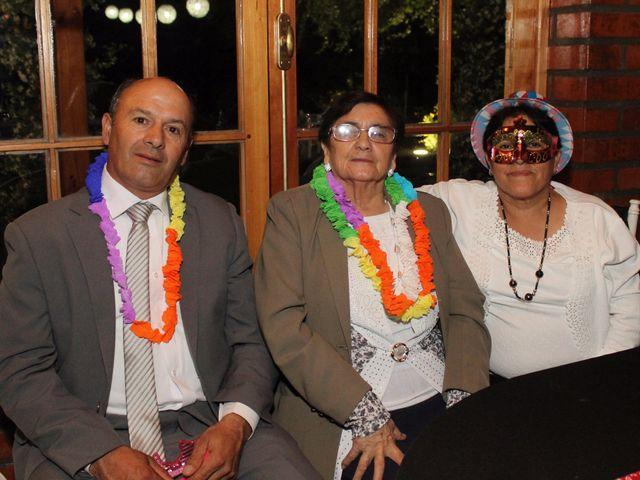 El matrimonio de María Paz y Cristian en Graneros, Cachapoal 181