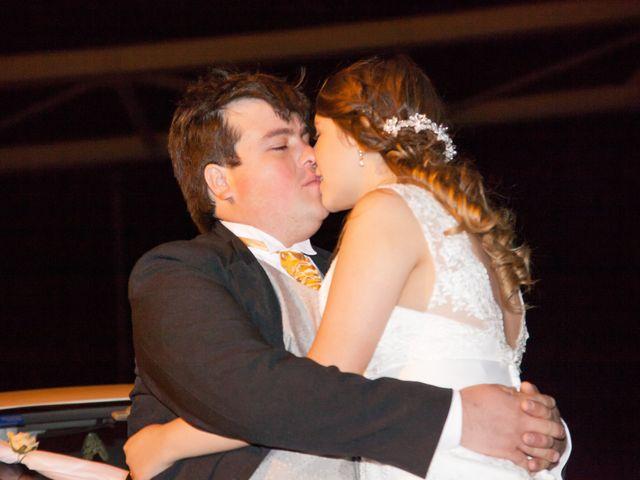 El matrimonio de Gianina y Guillermo