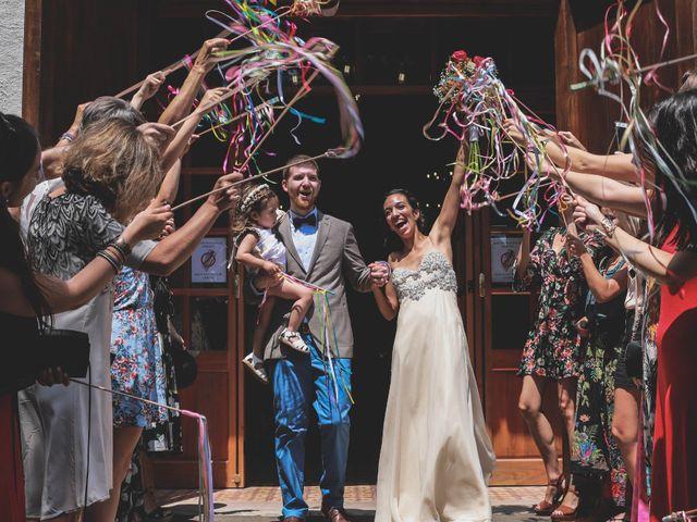 El matrimonio de Sebastián y Trinidad en Rancagua, Cachapoal 13