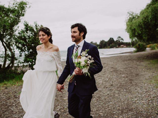 El matrimonio de Jorge y Lorella  en Puerto Varas, Llanquihue 2