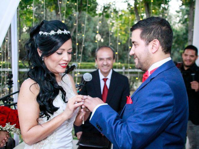 El matrimonio de Ximena y Nibaldo