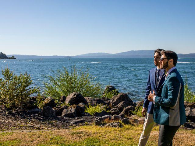 El matrimonio de Fernando y Natalia en Villarrica, Cautín 9