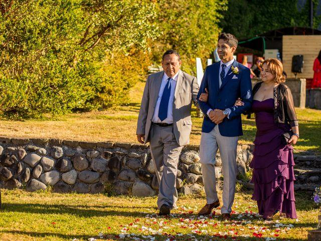 El matrimonio de Fernando y Natalia en Villarrica, Cautín 13