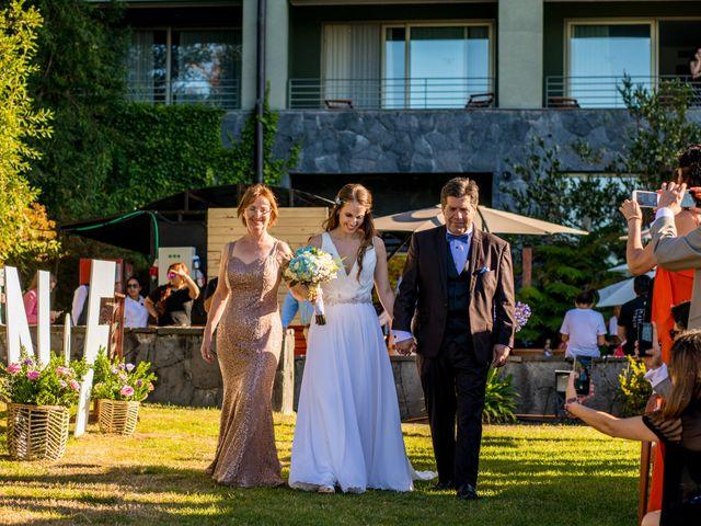 El matrimonio de Fernando y Natalia en Villarrica, Cautín 15