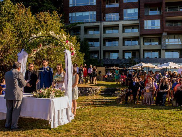 El matrimonio de Fernando y Natalia en Villarrica, Cautín 18