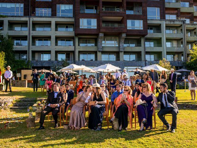 El matrimonio de Fernando y Natalia en Villarrica, Cautín 20