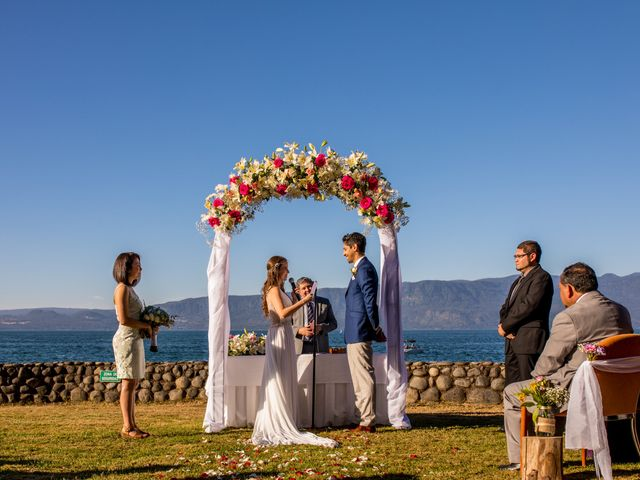 El matrimonio de Fernando y Natalia en Villarrica, Cautín 21