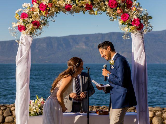 El matrimonio de Fernando y Natalia en Villarrica, Cautín 23