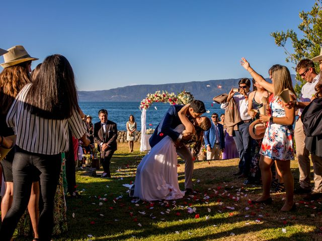 El matrimonio de Fernando y Natalia en Villarrica, Cautín 27