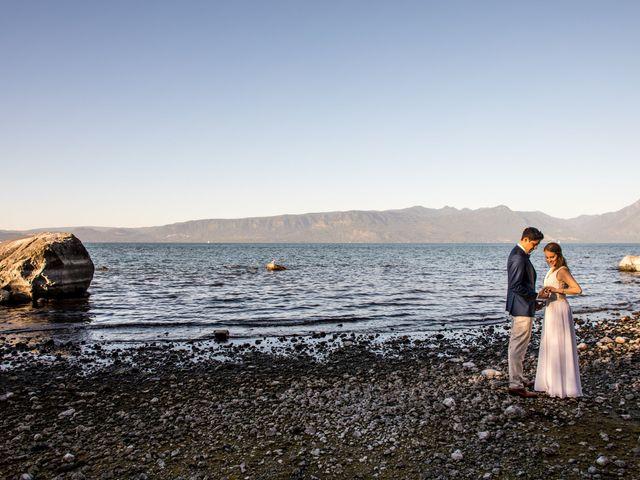 El matrimonio de Fernando y Natalia en Villarrica, Cautín 28