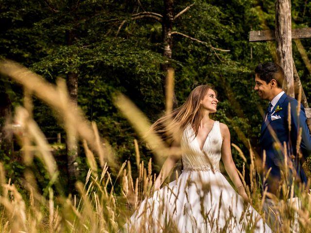 El matrimonio de Fernando y Natalia en Villarrica, Cautín 40