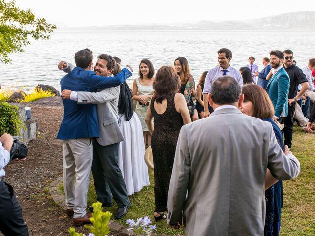 El matrimonio de Fernando y Natalia en Villarrica, Cautín 47