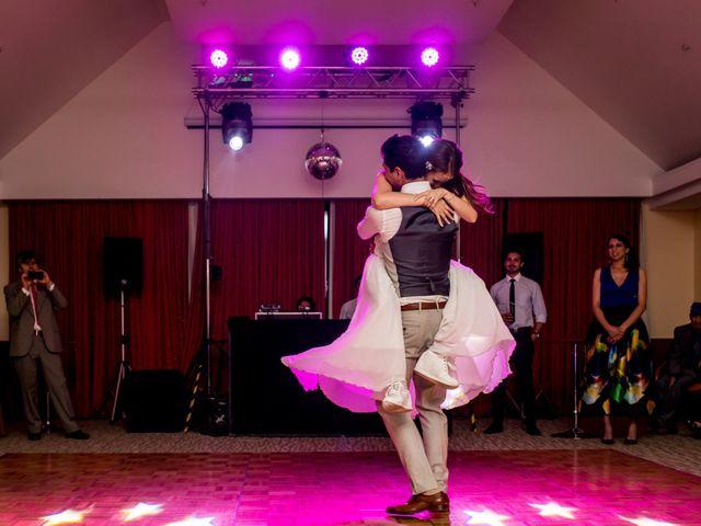 El matrimonio de Fernando y Natalia en Villarrica, Cautín 55