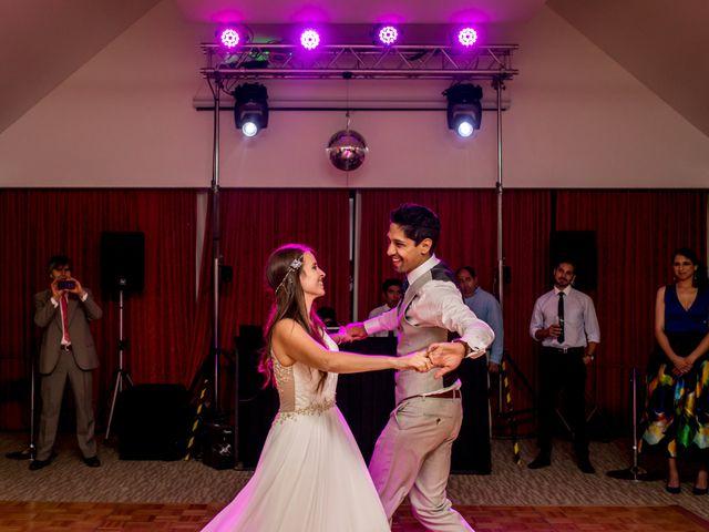 El matrimonio de Fernando y Natalia en Villarrica, Cautín 56
