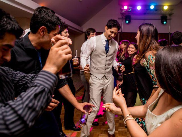 El matrimonio de Fernando y Natalia en Villarrica, Cautín 64