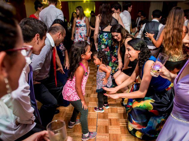 El matrimonio de Fernando y Natalia en Villarrica, Cautín 69