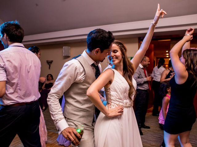 El matrimonio de Fernando y Natalia en Villarrica, Cautín 70