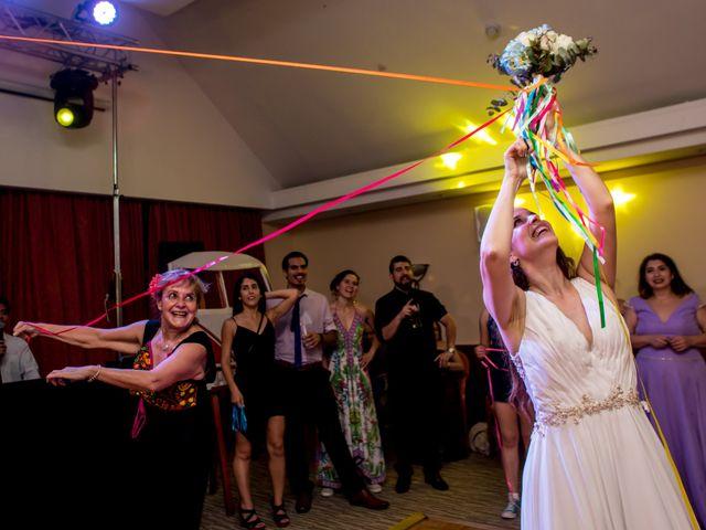 El matrimonio de Fernando y Natalia en Villarrica, Cautín 74