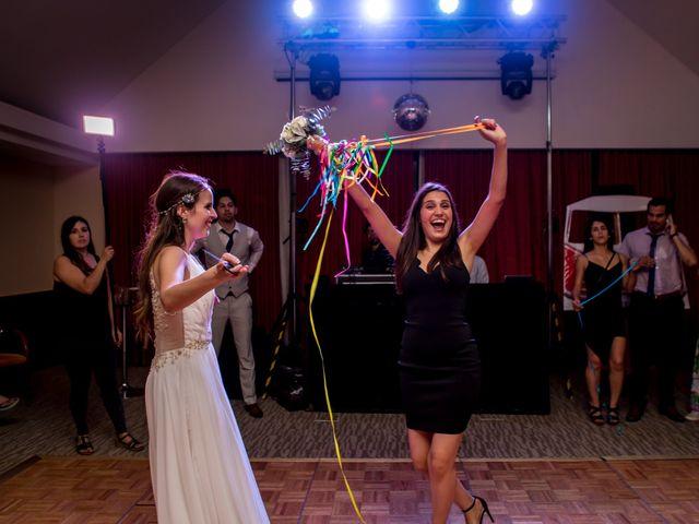El matrimonio de Fernando y Natalia en Villarrica, Cautín 75