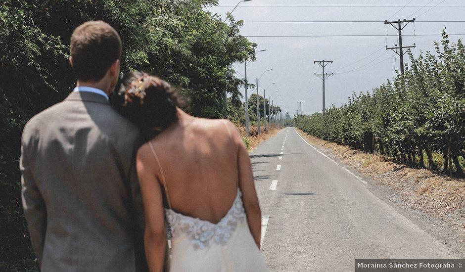 El matrimonio de Sebastián y Trinidad en Rancagua, Cachapoal