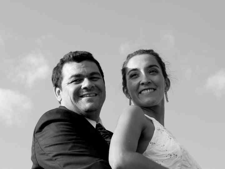 El matrimonio de Paula y Edu