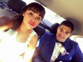El matrimonio de Stefanny y Rodrigo 1