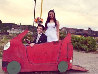 El matrimonio de Ailin y Javier