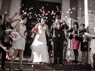 El matrimonio de Cecilia  y Diego