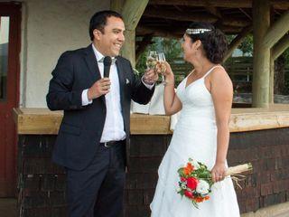 El matrimonio de Cecilia  y Diego  3
