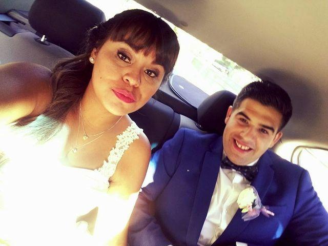 El matrimonio de Stefanny y Rodrigo