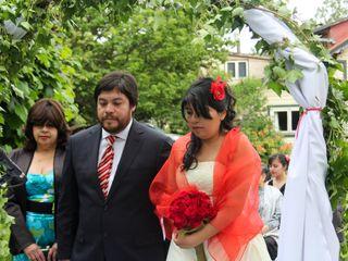 El matrimonio de Alison y Edgardo 1