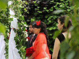 El matrimonio de Alison y Edgardo 3