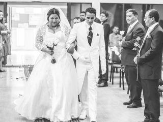 El matrimonio de Silvia y Sergio