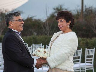 El matrimonio de Margarita y Rafael 2