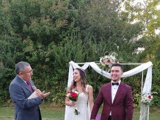 El matrimonio de Juan Felipe  y Mónica 2