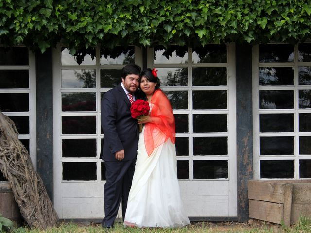 El matrimonio de Alison y Edgardo
