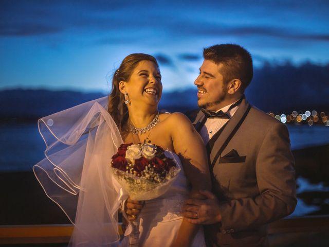 El matrimonio de Camila y Marcelo