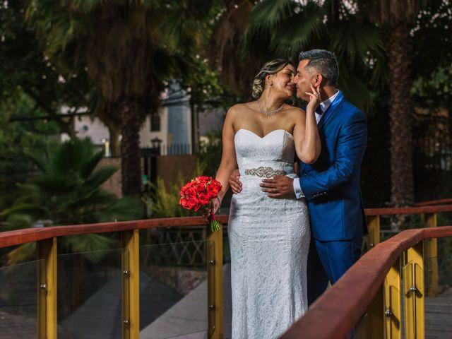 El matrimonio de Luisa  y Patricio