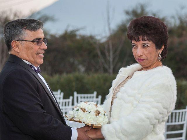 El matrimonio de Rafael y Margarita en Pudahuel, Santiago 1