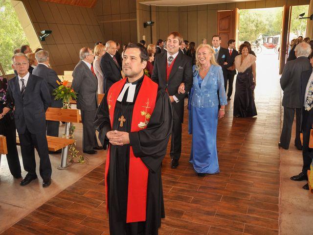 El matrimonio de Patricia y Andrés en Casablanca, Valparaíso 8