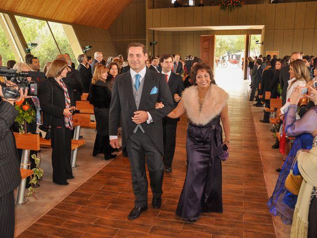 El matrimonio de Patricia y Andrés en Casablanca, Valparaíso 9