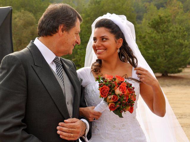 El matrimonio de Patricia y Andrés en Casablanca, Valparaíso 11