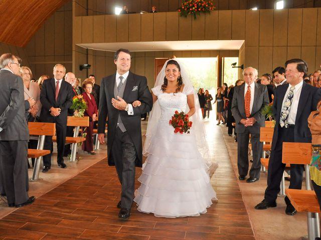 El matrimonio de Patricia y Andrés en Casablanca, Valparaíso 12