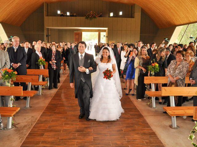 El matrimonio de Patricia y Andrés en Casablanca, Valparaíso 13